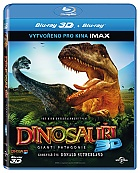 Dinosaurs: Giants of Patagonia 3D (Blu-ray 3D)