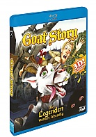 Goat Story: The Old Prague Legends 3D (Blu-ray 3D)