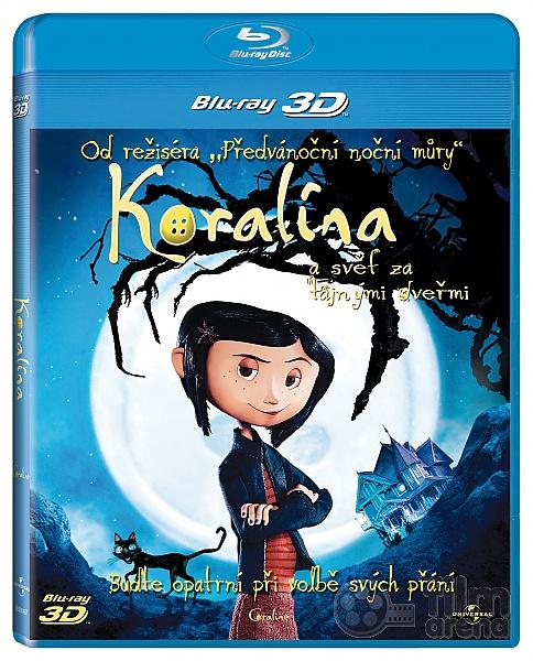 Coraline (Blu-ray 3D