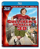 Gulliver's Travels (Blu-ray 3D)