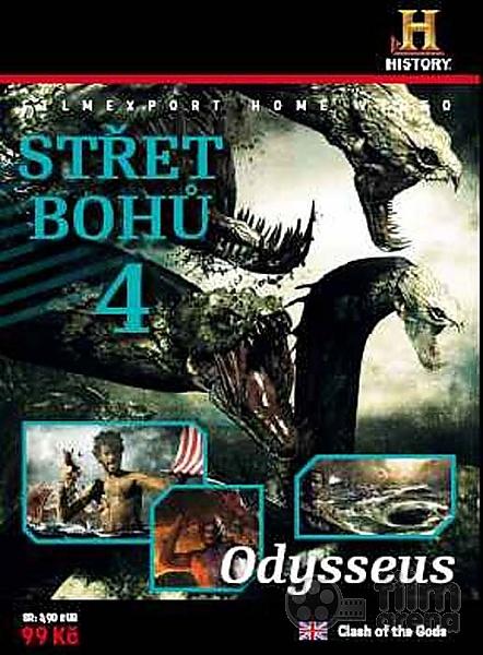 Clash Of The Gods: Odysseus (DVD)