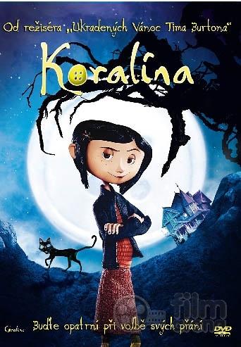 Coraline Dvd