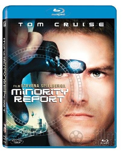 Minority Report Blu Ray