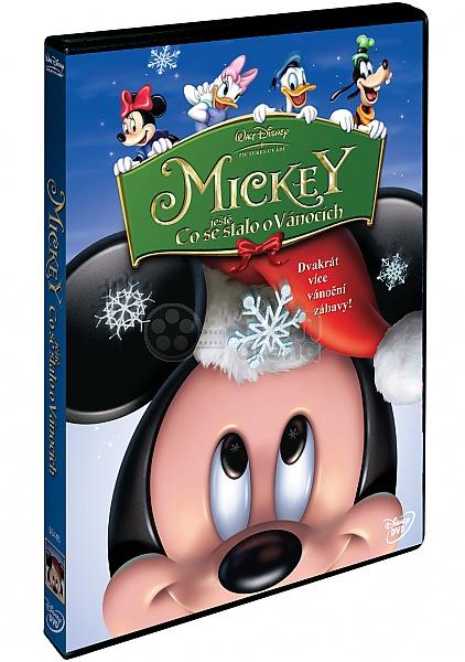 Mickey S Twice Upon A Christmas Dvd