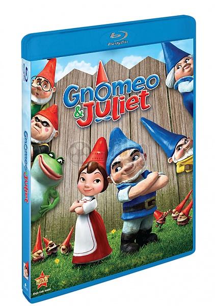 Gnomeo and Juliet (Blu-ray)