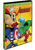 The Avengers: Earth's Mightiest Heroes, Vol. 1 (DVD)