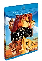 The Lion King II: Simba's Pride (Blu-ray + DVD)