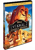 The Lion King II: Simba's Pride (DVD)