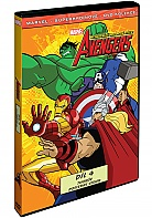 The Avengers: Earth's Mightiest Heroes, Vol. 4 (DVD)