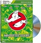 KROTITELÉ DUCHŮ (Digipack) Cinema Club - Ivan Reitman (DVD)