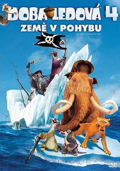 Ice Age 4: Continental drift (DVD)