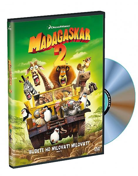 Madagascar Escape 2 Africa Dvd