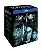 Harry Potter Boxset Years 1-7b BD Collection (11 Blu-ray)