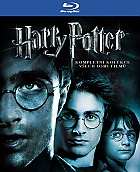 Harry Potter Boxset Years 1-7b BD Collection