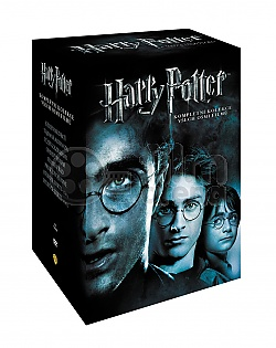 Harry Potter Boxset Years 1-7b Collection