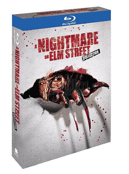 Nightmare On Elm Street Blu Ray