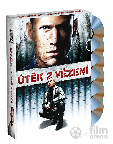 Prison Break Dvd