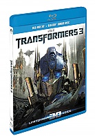 Transformers: Dark of the Moon 3D (Blu-ray 3D + Blu-ray)