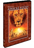 African Cats: Kingdom of Courage (2011) (DVD)