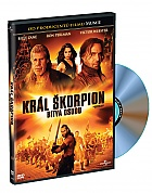 The Scorpion King 3 – The Battle for Redemption (DVD)