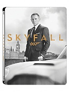 SKYFALL Steelbook™ Limited Collector's Edition + Gift Steelbook's™ foil (Blu-ray)