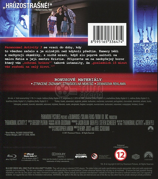 Paranormal activity 6 full movie 2012 subtitles indonesia