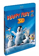 Happy Feet Two (Blu-ray 3D)