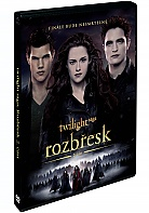 Twilight Saga: Breaking Dawn: Part Two (DVD)