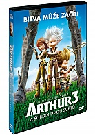 Arthur 3: the War of the Two Worlds (DVD)