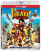 The Pirates! 3D (Blu-ray 3D)