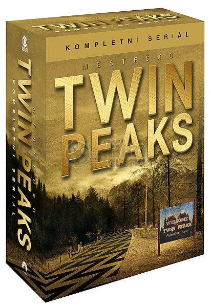 twin peaks definitive gold box edition collection 9 dvd
