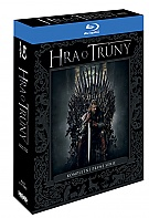 Game of Thrones: The Complete First Season Collection (5 Blu-ray)