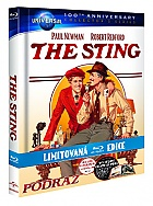 The Sting DigiBook Limited Collector's Edition (Blu-ray)