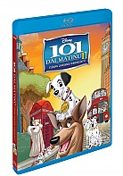 101 Dalmatians II: Patch's London Adventure (Blu-ray)