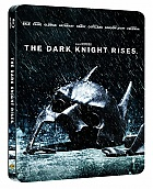 The Dark Knight Rises Steelbook™ Limited Collector's Edition + Gift Steelbook's™ foil (2 Blu-ray)