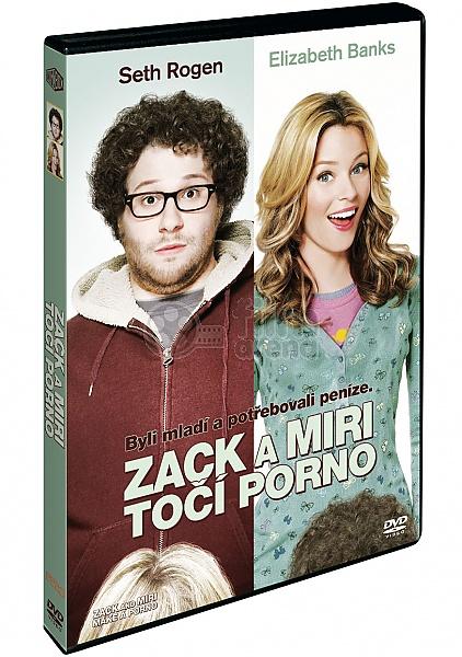 Zack and Miri Make a Porno (DVD)