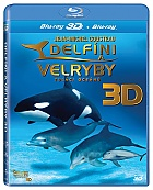 Dolphins And Whales 3D: Tribes Of The Ocean (Blu-ray 3D)