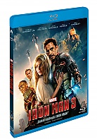 Iron Man 3  (Blu-ray)