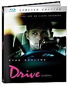 DRIVE DigiBook Limited Collector's Edition (Blu-ray)