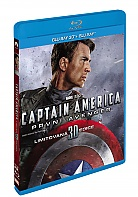 Captain America: The First Avenger (Blu-ray 3D)