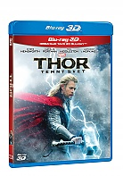 Thor: The Dark World  3D + 2D (Blu-ray 3D + Blu-ray)
