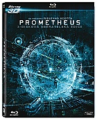 Prometheus 3D + 2D Collector's Edition (Blu-ray 3D + 2 Blu-ray)