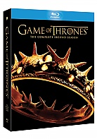 Game of Thrones: The Complete Second Season Collection (5 Blu-ray)