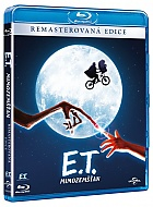 E.T.: The Extra - Terrestrial (Blu-ray)