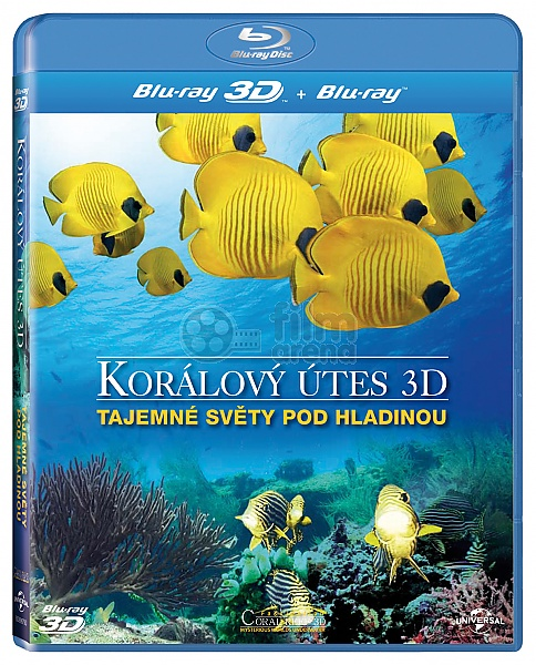 Coral Reef 3D (Blu-ray 3D