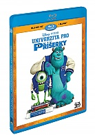 Monsters University 3D + 2D (Blu-ray 3D + Blu-ray)