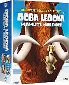 Ice Age Mammoth Pack 1-4 Collection (4 Blu-ray)