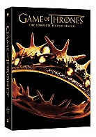Game of Thrones: The Complete Second Season Collection Digipack Limited Collector's Edition (5 DVD)