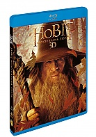 The Hobbit: An Unexpected Journey 3D + 2D (2 Blu-ray 3D + 2 Blu-ray)