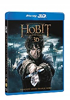 The Hobbit: The Battle of the Five Armies 3D + 2D (2 Blu-ray 3D + 2 Blu-ray)